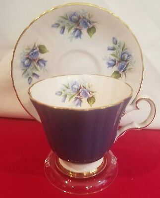 Vintage Royal Grafton Bone China Teacup & Saucer
