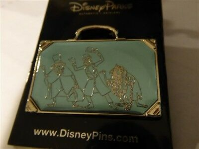 Disney Trading Pins  116629 Haunted Mansion - Hitchhiking Ghosts Suitcase