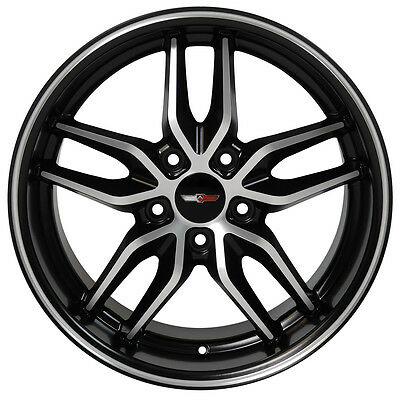 chevrolet camaro 20 machine face front 2016 2017 factory oem wheel 2017 El Camino SS 1 new 17 wheel rim for camaro and firebird 2000 2001 2002 3760