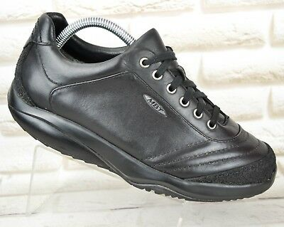MBT Tembea Womens Leather Healthy Walking Toning Shoes Boots Size 6 UK 39.5 EU