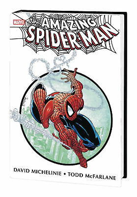 AMAZING SPIDER-MAN BY Michelinie & McFarlane OMNIBUS 2nd Edition HC NEW SEALED
