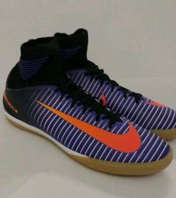 145ae8ef1 Nike JR MercurialX Proximo II IC Indoor Soccer Shoes 831973-085 Youth 5y