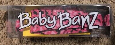 Baby Banz adventure Sunglasses speckled pink 0-2 brand New