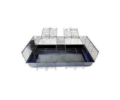 Large Jumbo 140cm rabbit cage guinea pig small animal indoor cage