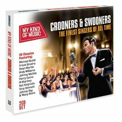 My Kind Of Music: Crooners and Swooners [CD]