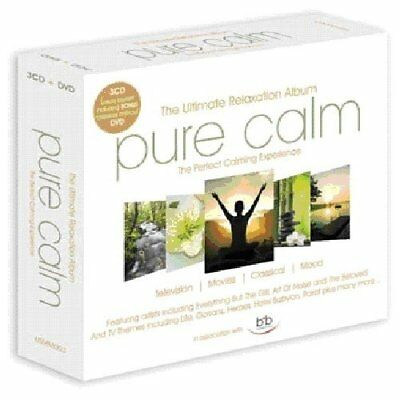 Pure Calm - Ultimate Relaxation Album [3CD and DVD]