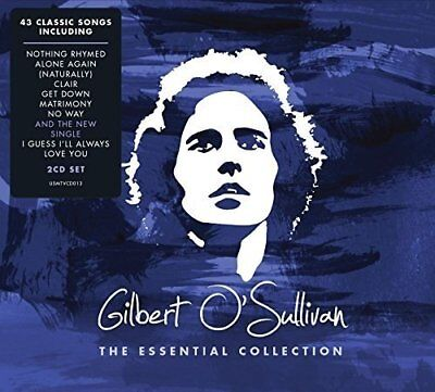 Gilbert O~Sullivan - The Essential Collection [CD]