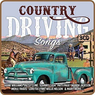 Country Driving Songs [CD]