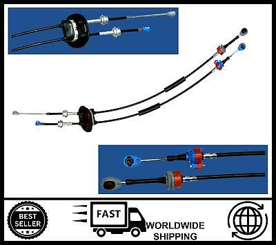 FITS FOR Citroen C2, C3 Pluriel 1.1 1.4 1.6 VTS Gear Linkage Transmission Cable