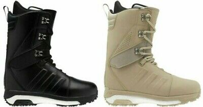new arrival 27cd3 025ab Adidas Snowboard Boots - Tactical ADV - Core Black, Raw Gold, Boost Sole -