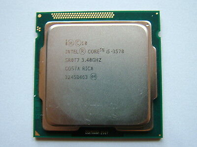 Intel Core i5-3570 4 x 3.4 GHz Quad-Core LGA 1155 Prozessor