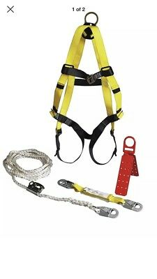 1-Roofer's Fall Protection Kit Full Set-Sala Protecta  Compliance In Cana