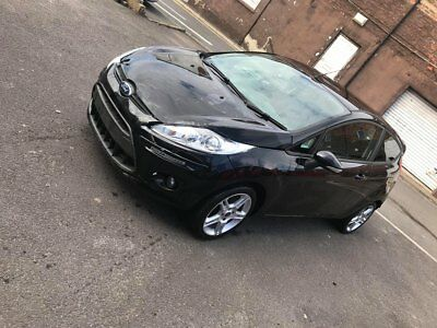 2009 FORD FIESTA ZETEC-S 1.6TDCI 57K MILES spares repairs salvage project
