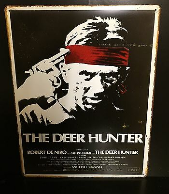 The Deer Hunter DeNiro Classic Large Movie Poster Art Print A0 A1 A2 A3 A4 Maxi
