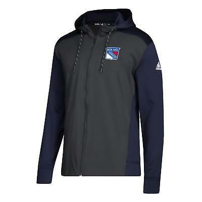 Adidas NHL New York Rangers Full Zip Hood