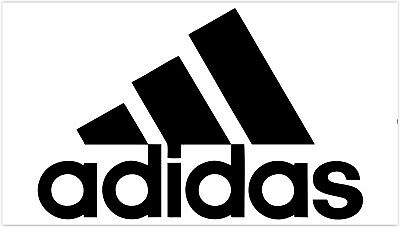 Adidas Original Sticker Logo Car Decal Vinyl Buy 2 Get 3 / Buy 3 Get /Buy 5Get10