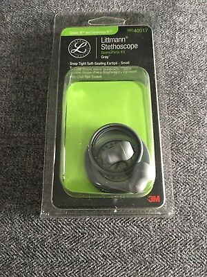 3M Littmann® 40017 Stethoscope Spare Parts Kit, Gray