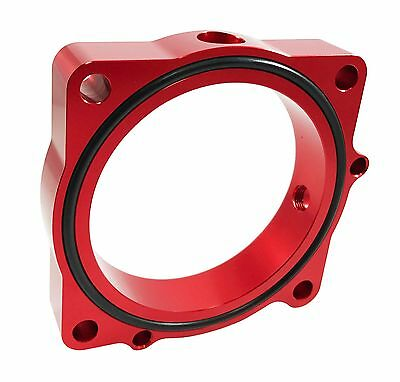 Throttle Body Spacer Red Challenger / Charger / 300 / Magnum 5.7L/6.1L/392/6.4L