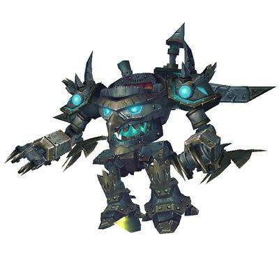 Sky Golem ✯ WoW Mount ✯ All EURO Realms
