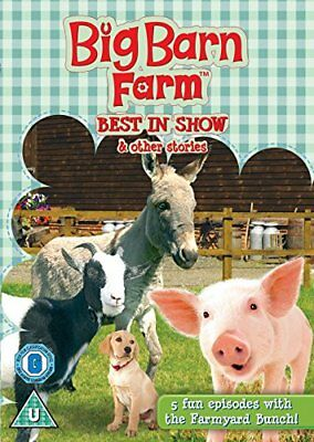 Big Barn Farm Best In Show and Other Stories [DVD][Region 2]