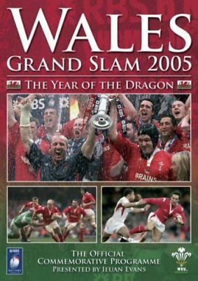Wales Rugby Grand Slam 2005 - The Year of the Dragon [DVD][Region 2]