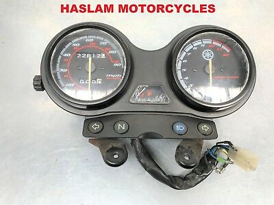 Yamaha ybr125 carb 2005 2006 clocks