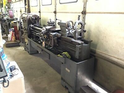 Clover 12/21 Gap Bed Lathe