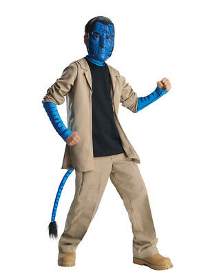 Avatar Deluxe Jake Sully Child Costume Rubies 884293