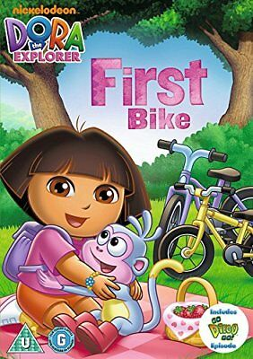 Dora The Explorer: Doras First Bike [DVD][Region 2]