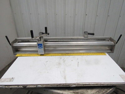 "Clipper RL-48 Roller Lacer 48"" Conveyor Belt Lacing Tool"