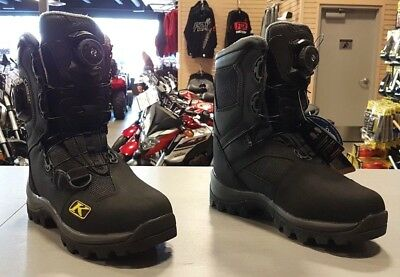 New Klim Adrenaline GTX BOA Gore-Tex Mens Snowmobile Boot | OFFERS ACCEPTED!