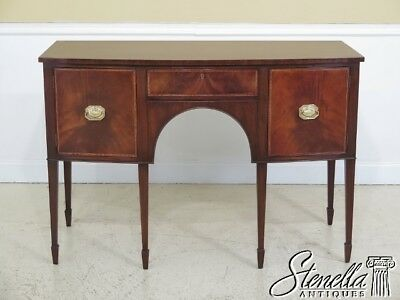 44987EC: KITTINGER Colonial Williamsburg WF 3845 Sideboard