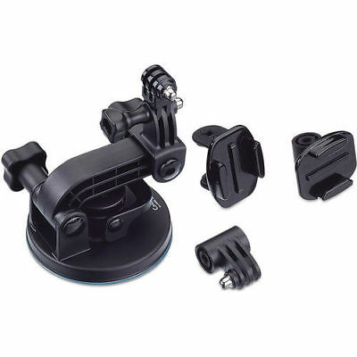 GoPro Suction Cup Mount AUCMT-302 for All GoPro HERO5 HERO6 Session HERO4 HERO3