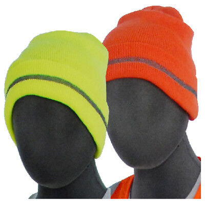 Majestic 75-8201 High Visibility Acrylic Knit Beanie