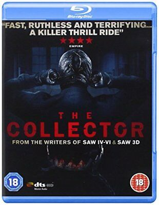 The Collector [Blu-ray] [DVD][Region 2]
