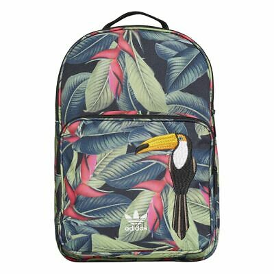 ADIDAS ORIGINALS BACKPACK Classic Camouflage School Training Gym Bag ... 77b36f72b5bb5