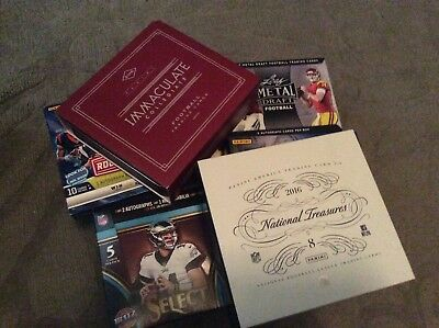 Huge Sell Out Football Cards At Least 13 Autographed Cards And 12 Or More Relics