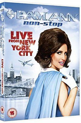 Pam Ann - Non Stop - Live from New York City [DVD][Region 2]
