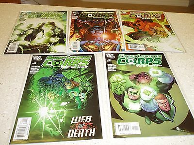 green lantern corps 2006 1 44 recharge 1 5 29 95 picclick