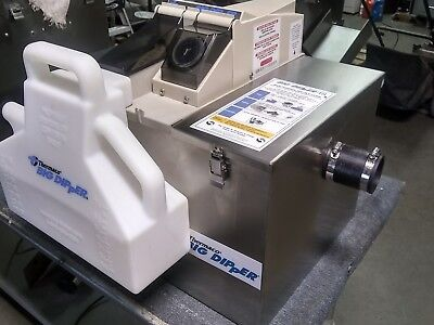 Thermaco Big Dipper W-250-IS Automatic Grease Trap -   Refurbished
