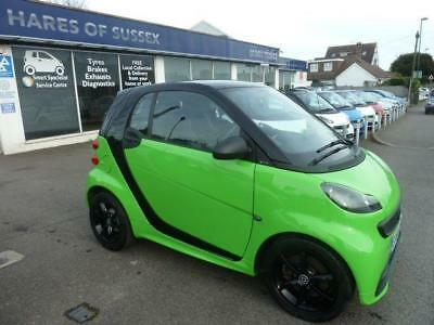 2014 64 Smart Fortwo 1.0 Grandstyle Edition Mhd 2D Auto 71 Bhp