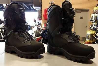 New Klim Aurora GTX BOA Gore-Tex Womens Black Snowmobile Boot | OFFERS ACCEPTED!
