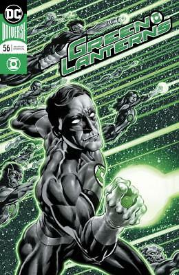 Green Lanterns #56 Foil Cover (DC Comics, 2018)