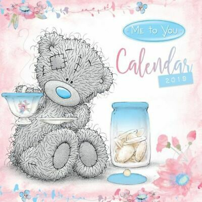 NEW Me To You 2019 Square Wall Calendar Wall Calendar Free Shipping