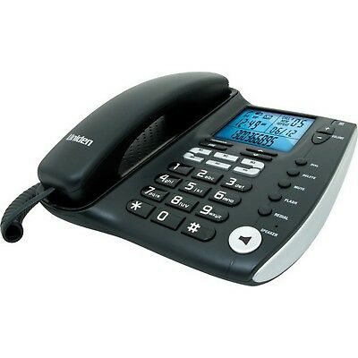 Uniden FP1200 Corded Phone With Lcd Display & Caller Id Uniden