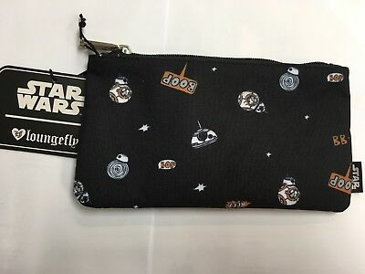 Loungefly Star Wars Pencil Case/Makeup Pouch