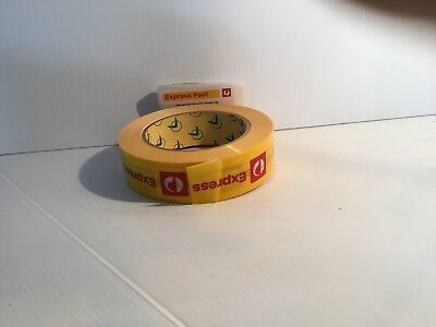 Australia Post Express Tape and 10 Express Tracking Labels.