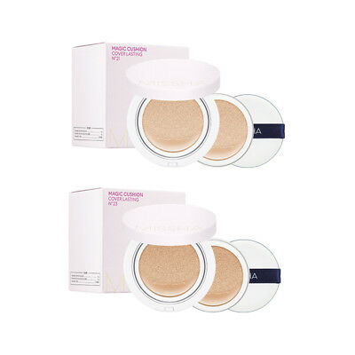 MISSHA ® Magic Cushion + Refill Set [Cover Lasting] 2 Color