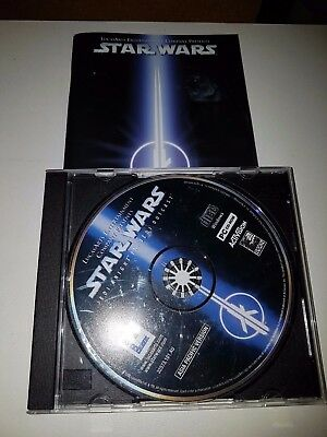 STAR WARS JEDI KNIGHT II JEDI OUTCAST PC CD Rom Game IN VERY GOOD CONDITION