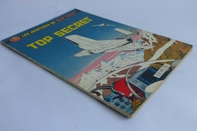 BD Les aventures de Buck Danny n°22 Top secret 1960 (39763)